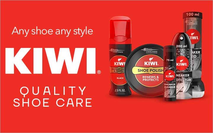 kiwi shoe care