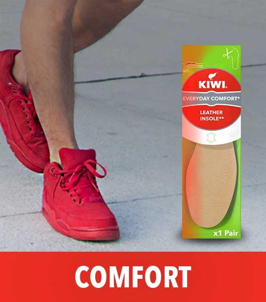 Kiwi comfort range
