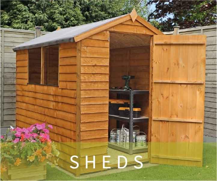 Mercia sheds