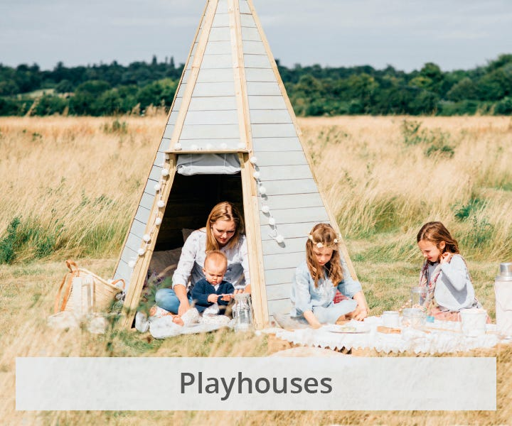 Playhouses by Plum