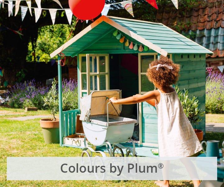 Colours by Plum range