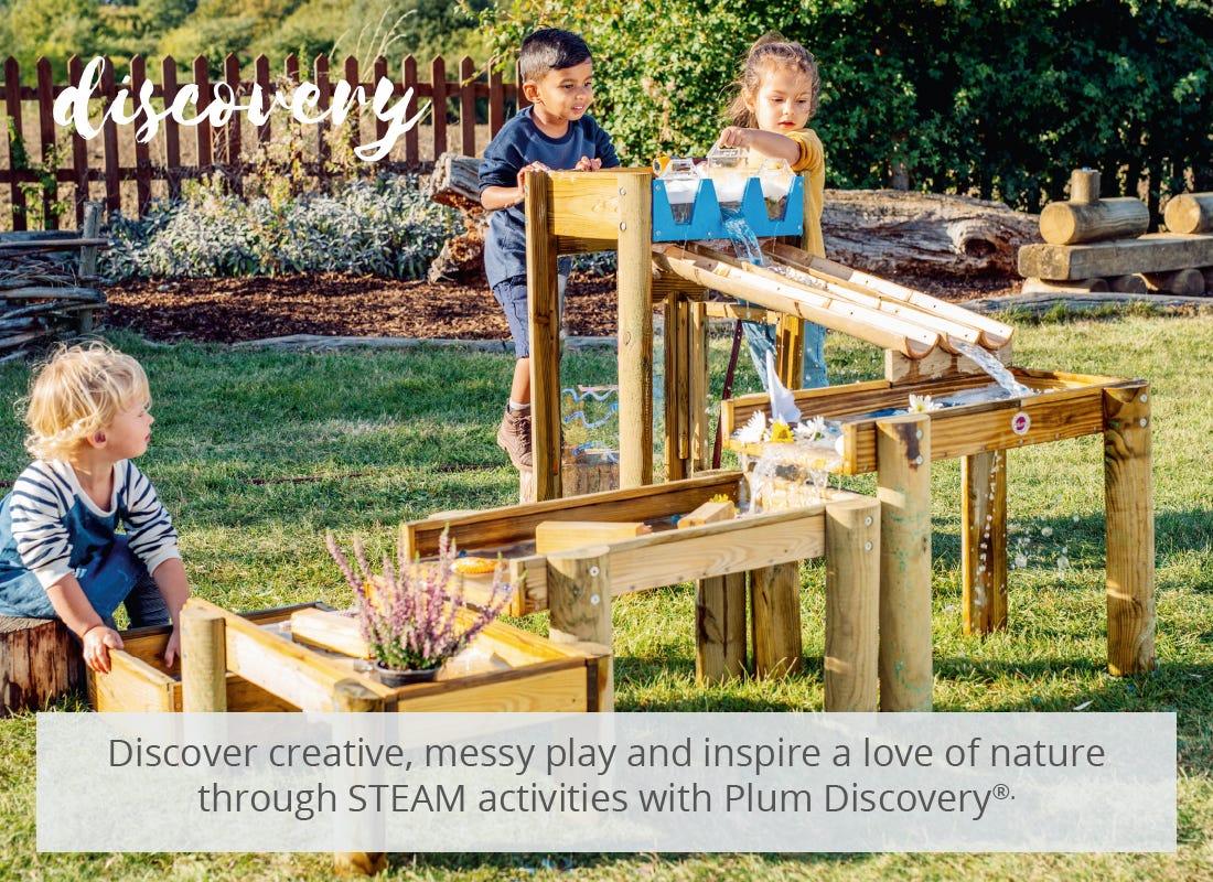 Plum Discovery range