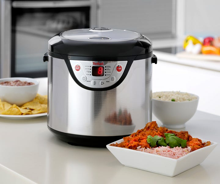 Tefal slow cooker