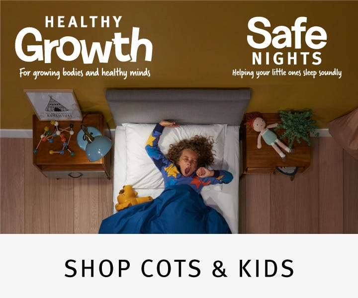 Silentnight kids' bed