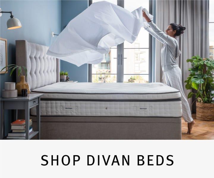 Silentnight divan bed