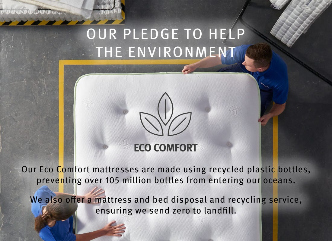 Silentnight eco comfort mattress