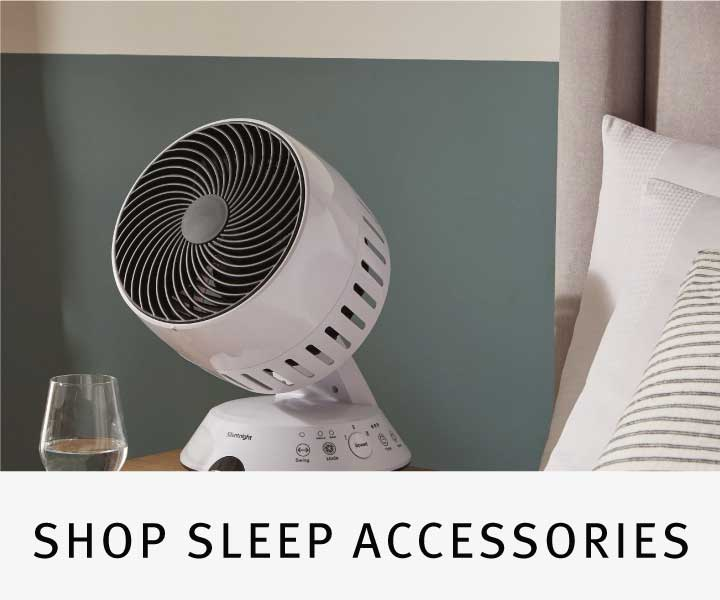 Silentnight sleep fan