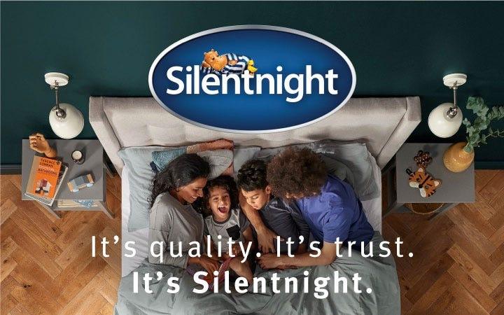 Silentnight brand