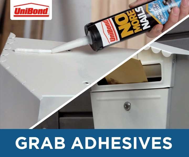 Unibond grab adhesives