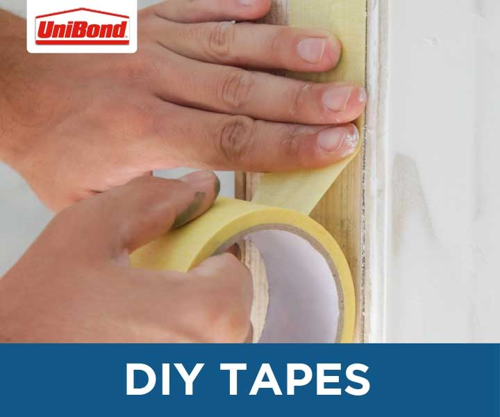 Unibond DIY tapes