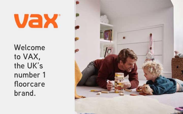 VAX brand