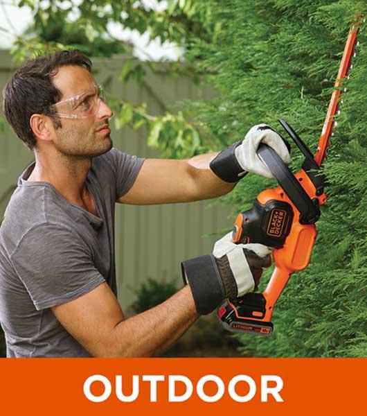Black & Decker Outdoor & Garden
