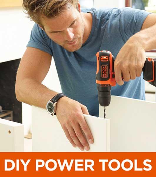 Black & Decker DIY Tools