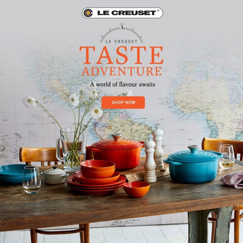 Le Creuset Taste Adventure