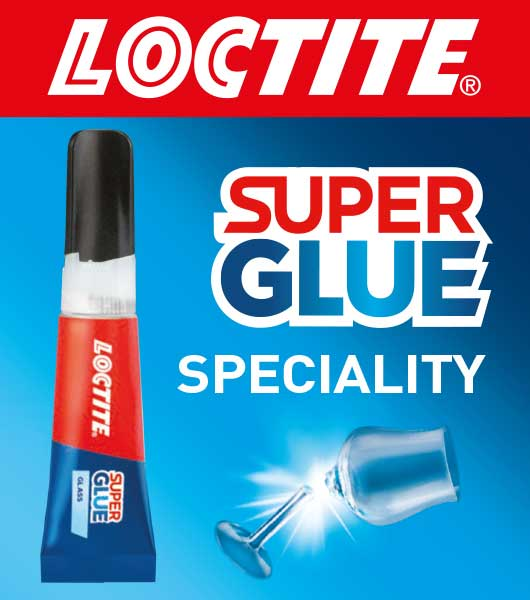 Loctite speciality glue