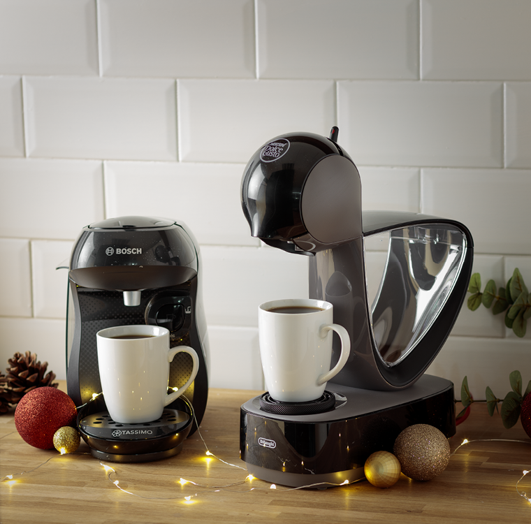 Coffee Lover Gifts - Coffee Machines