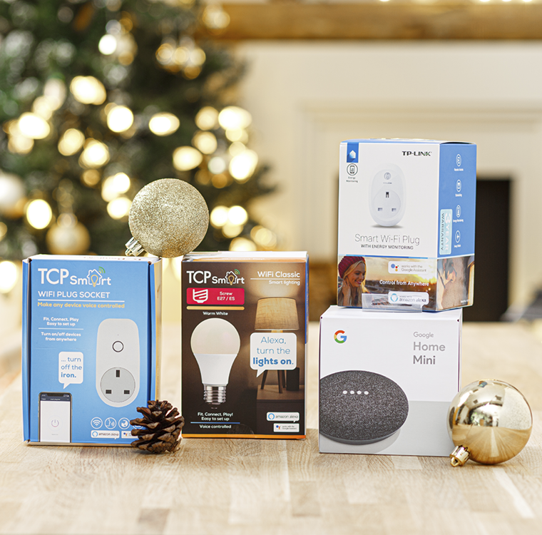 Gifts for the smarter home
