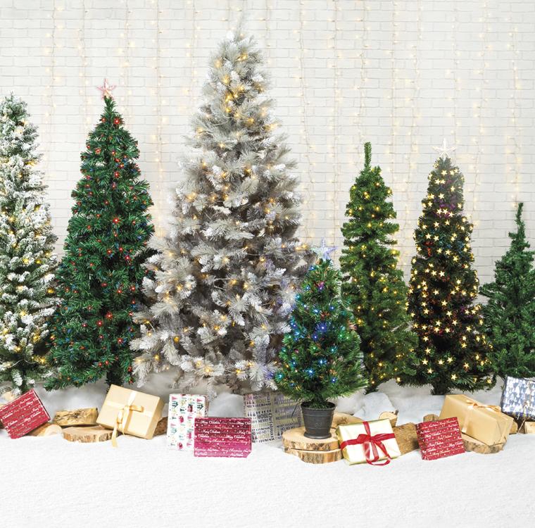 Christmas Trees - Robert Dyas