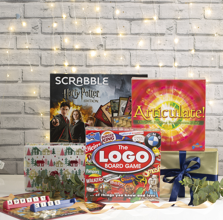 Games and Puzzles - Toys & Gifts