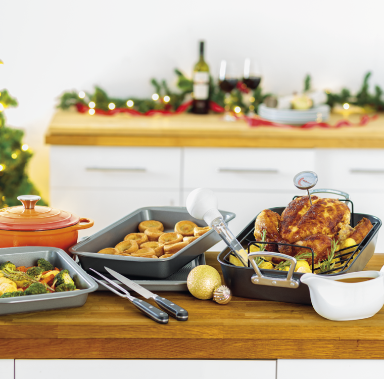 Christmas Cooking - Christmas at Robert Dyas