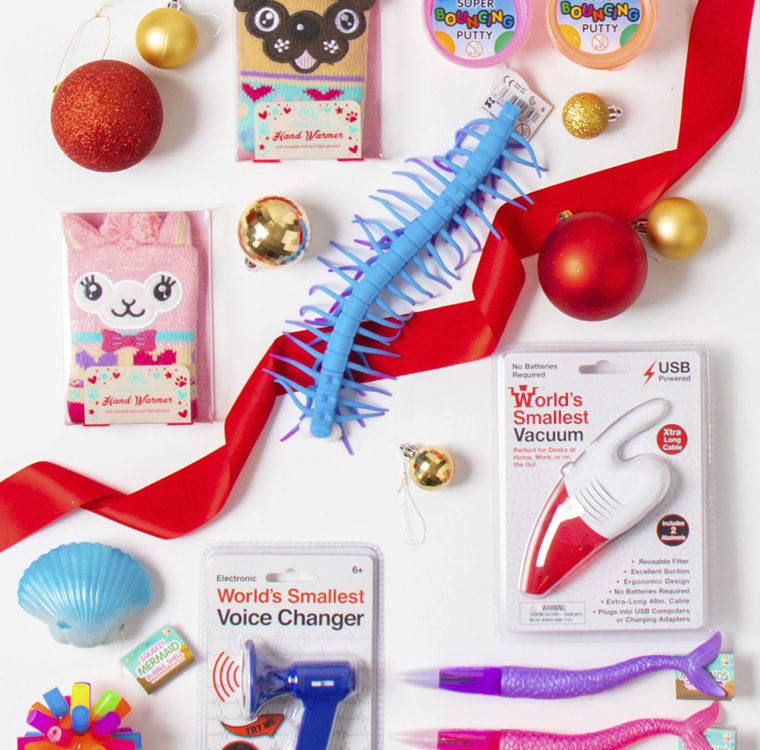Stocking Fillers - Toys & Gifts