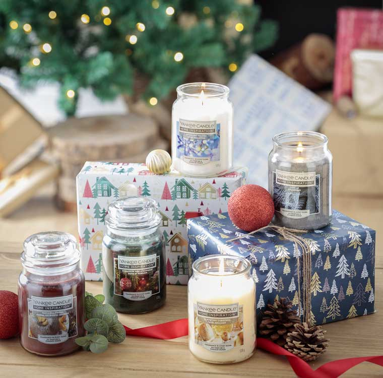 Candles & Home Fragrance at Robert Dyas