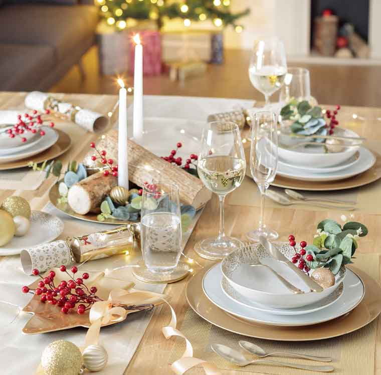 Lay Your Table - Christmas at Robert Dyas