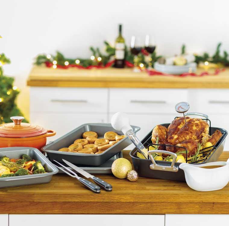 Christmas Cooking at Robert Dyas