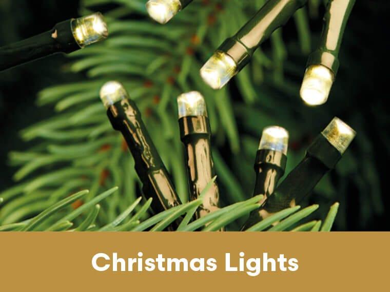 Christmas Shop - Christmas Lights