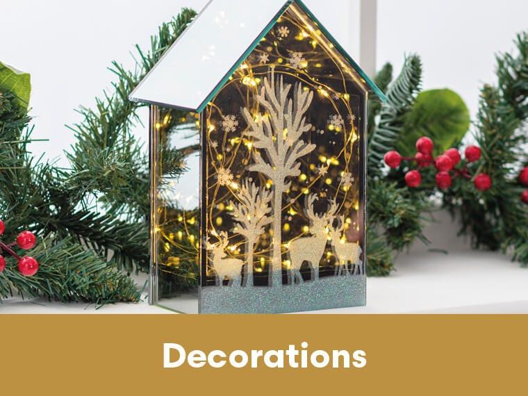 Christmas Shop - Christmas Decorations