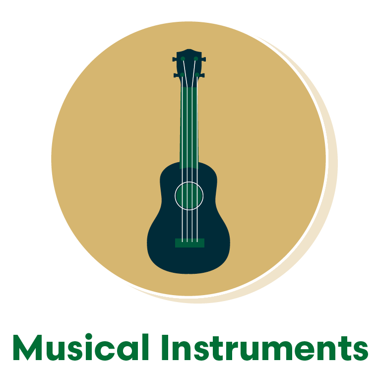 Gifts - Musical Instruments icon