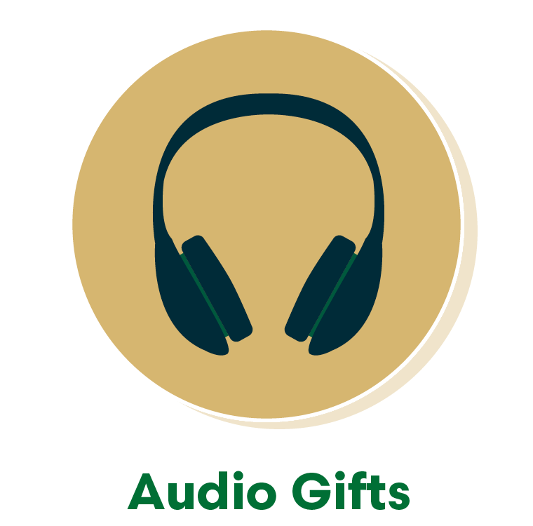 Gifts - Audio icon