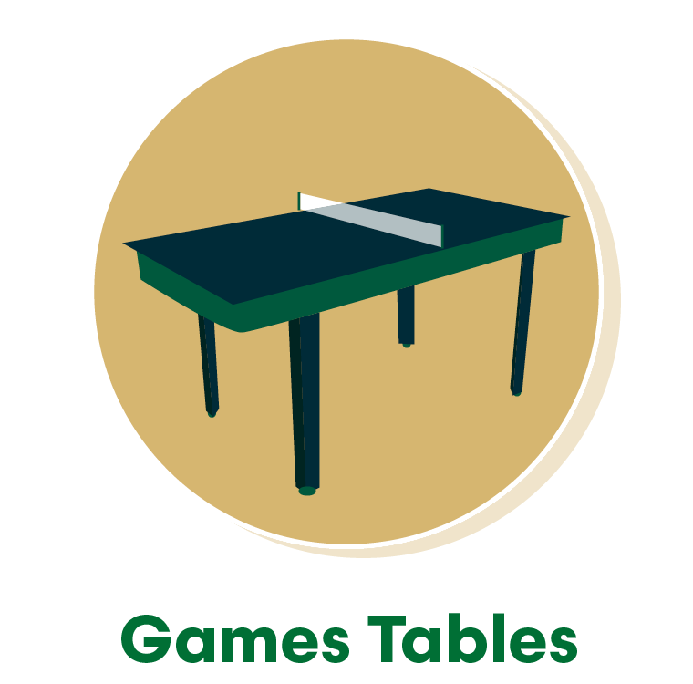 Gifts - Games Table icon