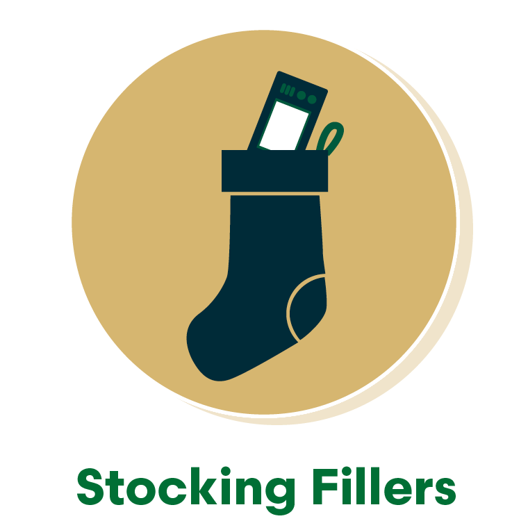 Gifts - Stocking Fillers icon