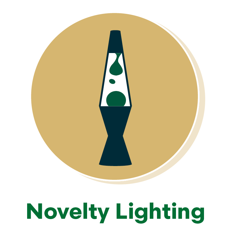 Gifts - Novelty Lighting icon