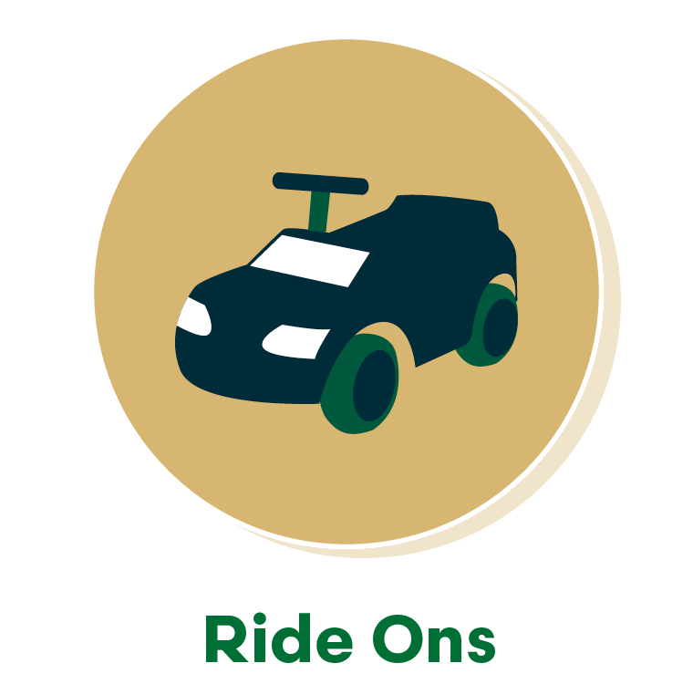 Gifts - Ride Ons icon