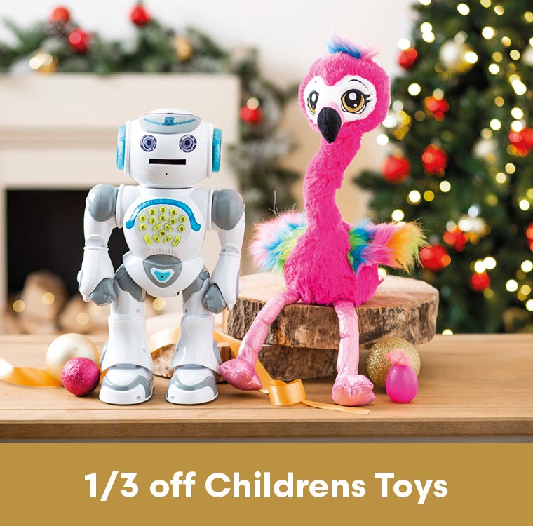 Gifts - 1/3 Off Childrens Toys