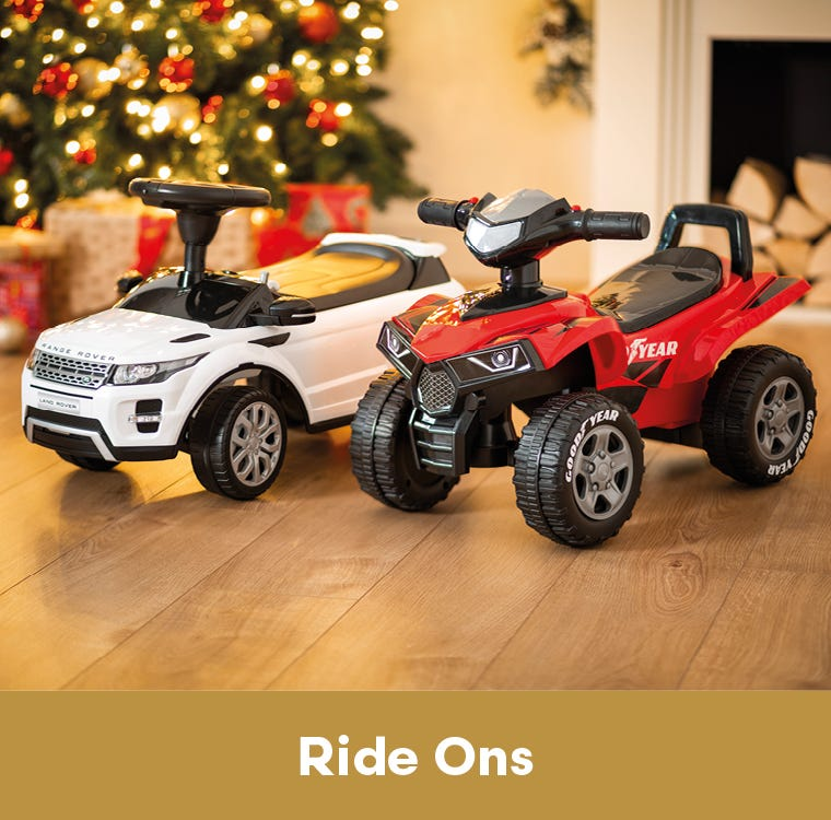 Gifts - Ride Ons