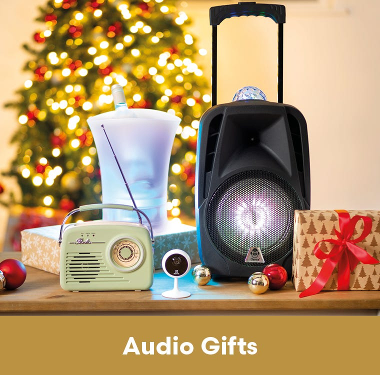 Gifts - Audio Gifts