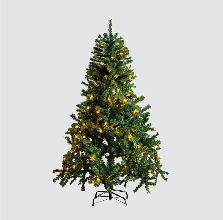 Christmas Shop - PreLit Christmas Trees