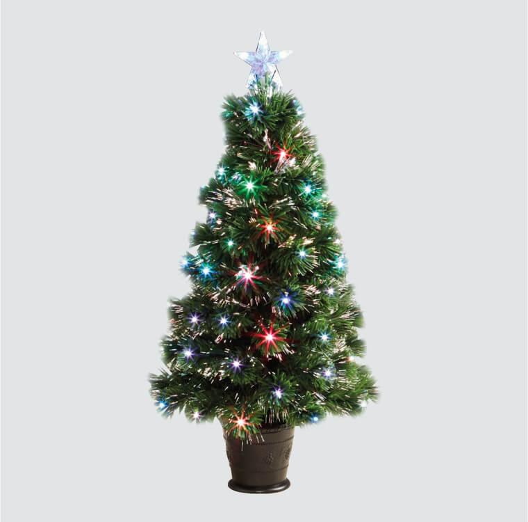 Christmas Shop - Table Top Trees