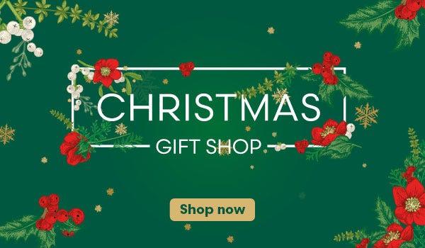 Christmas Gift Shop - Main