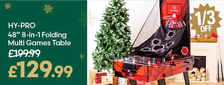 Gifts - Save on Hy-Pro Multi Games Table