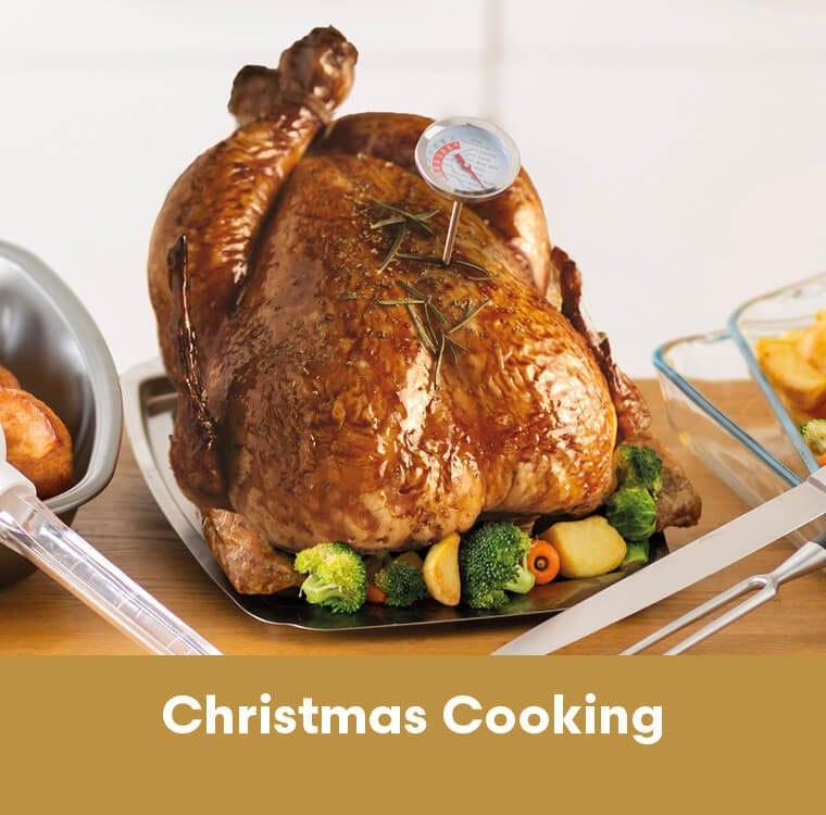 Christmas Shop - Christmas cooking