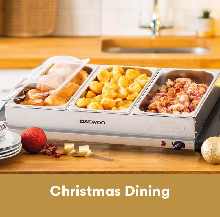 Christmas Shop - Dining & Entertaining
