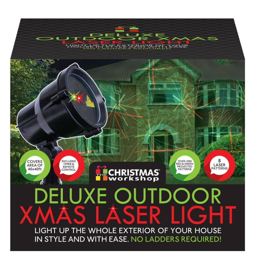 christmas laser light projector best
