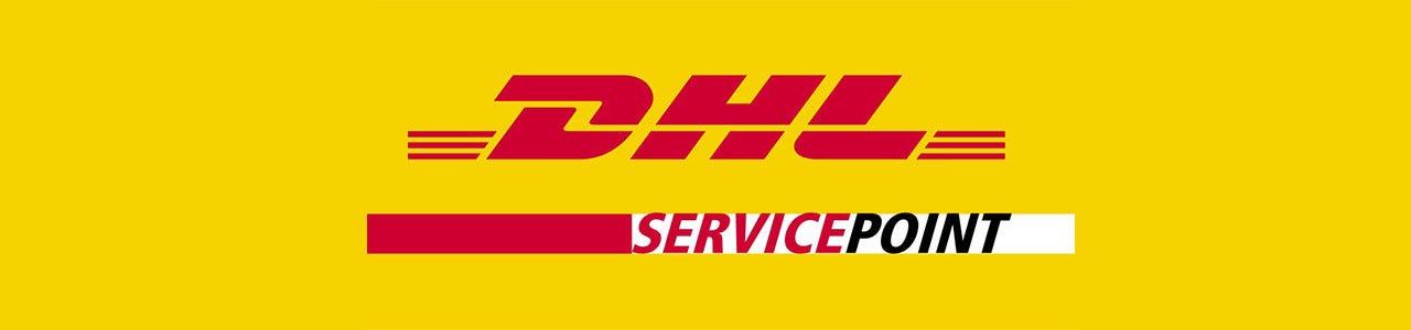 DHL ServicePoint at Robert Dyas