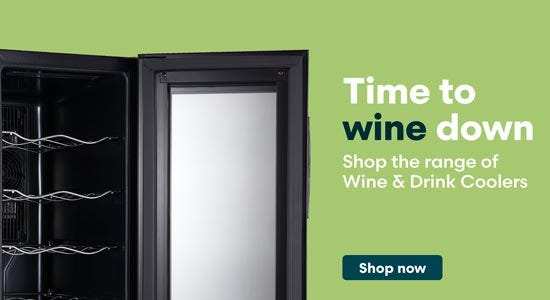 Shop our wine & drinks coolers now