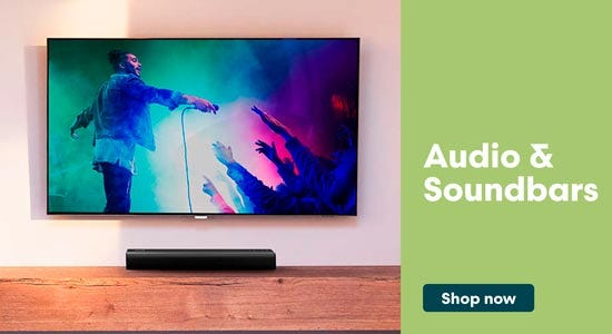 Shop Soundbar range Now