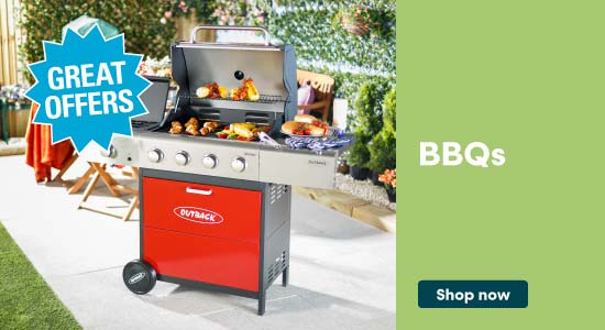 Browse our range of BBQs now